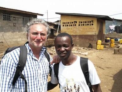 roberto ravera - missione ebola in sierra leone